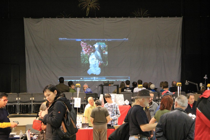 Calgary Gem & Mineral Show 2010